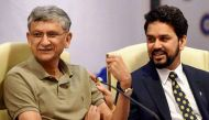 सुप्रीम कोर्ट ने बीसीसीआई से पूछा, क्या बोर्ड अध्यक्ष अनुराग ठाकुर क्रिकेटर हैं?