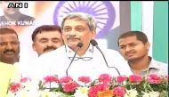 Donation to army must be on voluntary basis: Manohar Parrikar