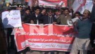 पाक अधिकृत कश्मीर में जनता ने कहा, आतंक ने हमारी जिंदगी को नर्क बना दिया है