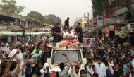 Rahul Gandhi slams PM Modi, Samajwadi Party; demands farmers' debt to be waived