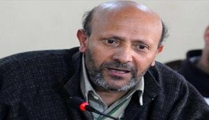 Jammu-Kashmir: Ex-legislator leads protest against 'failure' of government to provide basic amenities to people