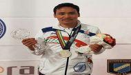 शूटर जीतू राय ने आईएसएसएफ विश्व कप में जीता रजत पदक