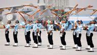 84वें स्थापना दिवस पर वायुसेना ने दिखाई ताक़त, एयर चीफ मार्शल बोले- हर खतरे से निपट लेंगे
