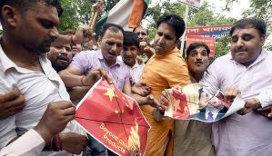 Beating the dragon with a swadeshi stick: will a goods boycott hurt China?