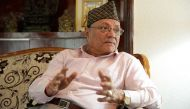 1950 Indo-Nepal Peace treaty not tilted in Nepal's favour: Bhekh Bahadur Thapa