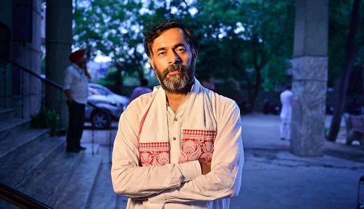 Yogendra Yadav on Swaraj India: We need a secular politics that is not shy of offending anyone