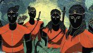 रामायण की कहानी: एक चित्रमय प्रदर्शनी