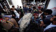 यूएन: यमन में जनाजे पर हुए हवाई हमलों में 140 की मौत, 525 से ज्यादा घायल