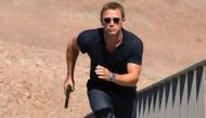 Daniel Craig cannot seem to make up his mind about playing James Bond