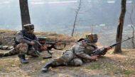 कश्मीर: पंपोर में आतंकी हमला, इमारत में घुसे आतंकियों और सुरक्षाबलों के बीच फायरिंग
