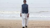Sleeping on set is gifted moment in script: Amitabh Bachchan