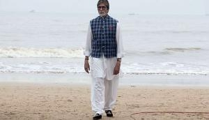 Big B to play slum soccer founder Vijay Barse in 'Sairat' director's film