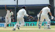 इंदौर टेस्ट: अश्विन की फिरकी में फिर फंसे कीवी, पहली पारी में भारत को 258 रन की बढ़त