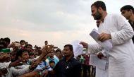 1 लाख करोड़ रुपये का बैड लोन है राहुल गांधी का किसान मांग पत्र