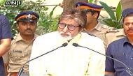 अमिताभ बच्चन:  जवानों के साथ मजबूती से खड़े होने का वक्त जो हमारे लिए कुर्बान होते हैं