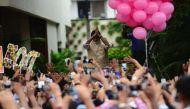 बर्थडे पर बिग बी का प्रशंसकों को सलाम- 'प्यार के लिए आप सभी का हाथ जोड़कर आभार'