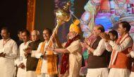 Live Update: PM Narendra Modi ends Lucknow address on Dussehra with Jai Shri Ram