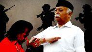 Vijayadashami: RSS chief Mohan Bhagwat lauds gau rakshaks, quotes Iqbal