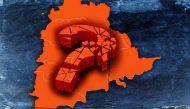 केसीआर ने बदला तेलंगाना का भूगोल, 10 से 31 हुई जिलों की संख्या