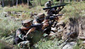 जम्मू-कश्मीर: बांदीपुरा में मुठभेड़ जारी, दो आतंकियों के छिपे होने की आशंका