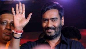 Ajay Devgn, Dhoni urge people to overcome fear