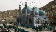 काबुल: मुहर्रम के मौके पर शिया दरगाह पर हमला, 14 की मौत