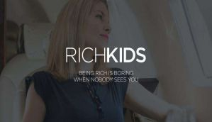 Rich Kids - the social networking site only for the stupidly rich