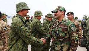 भारत: रूस का पाकिस्तान के साथ सैन्य अभ्यास करना गलत