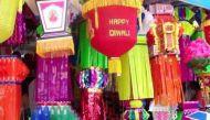 वीडियोः विरोध के बावजूद बाजार में रोशनी बिखेर रहे चाइनीज आइटम्स