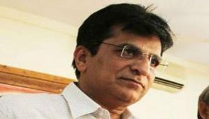 Uddhav Thackeray 'scam-tainted' government not giving security to Kirit Somaiya: BJP