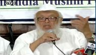 Triple Talaq row:  Uniform Civil Code is not in India's favour, says MPLB