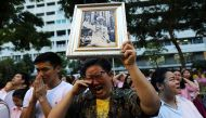 Thailand declares one-year mourning period over death of King Bhumibol Adulyadej