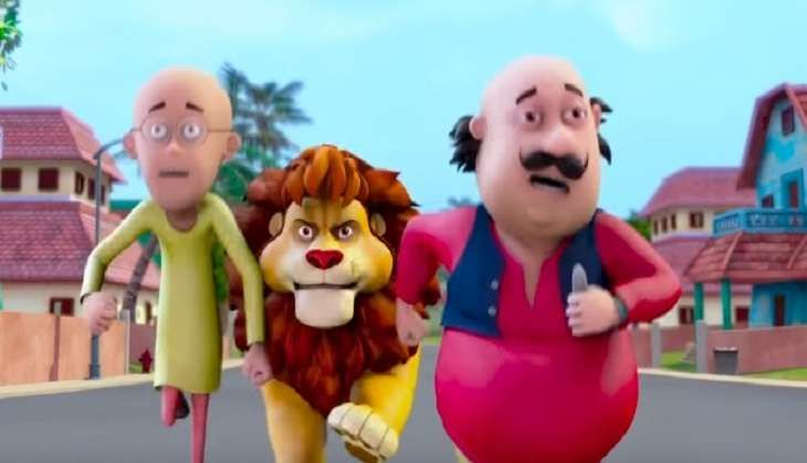 Motu Patlu King Of Kings Animated Movie Review A Formula Film With
