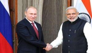 PM Modi wishes his 'friend' Russian President Vladimir Putin on his birthday