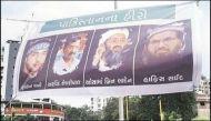 Gujarat: Arvind Kejriwal's poster with Osama, Burhan Wani & Hafiz Saeed dot city ahead of AAP rally