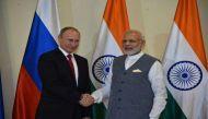 भारत-रूस के बीच एक अरब डॉलर की कोमोव हेलीकॉप्टर डील समेत 16 समझौतों पर मुहर