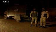 श्रीनगर में आतंकियों की गोलीबारी में सीआरपीएफ का जवान बुरी तरह ज़ख़्मी
