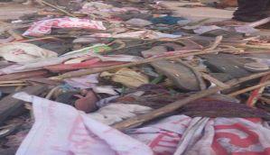 बनारस लाइव: जय गुरुदेव समागम के दौरान भगदड़, 14 महिलाओं समेत 19 की मौत