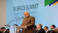 ब्रिक्स सम्मलेन: मोदी ने पाकिस्तान को आतंक की 'मदर-शिप' बताया