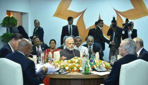 BRICS Summit 2016: PM Modi labels Pakistan 'mother-ship' of terrorism
