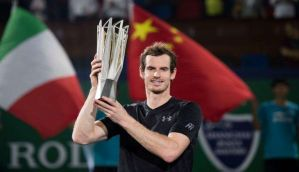 Andy Murray clinches Shanghai Masters; chases Novak Djokovic for World No. 1 spot