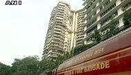 मुंबई: रिहाइशी बिल्डिंग में भीषण आग, 2 की मौत, 11 बचाए गए