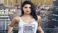 ट्रैवलर मैगजीन कवर फोटो के लिए प्रियंका चोपड़ा ने मांगी माफ़ी
