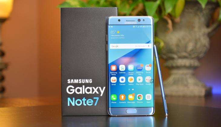 Here's the real reason behind the exploding Samsung Galaxy Note 7 batteries