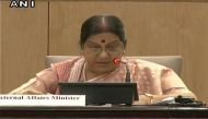 सुषमा स्वराज के सख्त विरोध के बाद अमेजॉन ने वेबसाइट से हटाया तिरंगे वाला डोरमैट