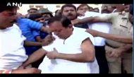 आसनसोल में भाजपा मंत्री बाबुल सुप्रियो पर हमला