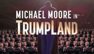 Coming soon to theatres: Michael Moore has an 'October Surprise' for Donald Trump