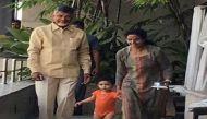 मुख्यमंत्री चंद्रबाबू से ज़्यादा अमीर है उनका 19 महीने का पोता नारा