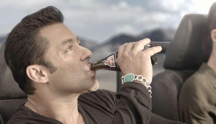 Has Ranveer Singh replaced Salman Khan as Thums Up's brand ambassador?