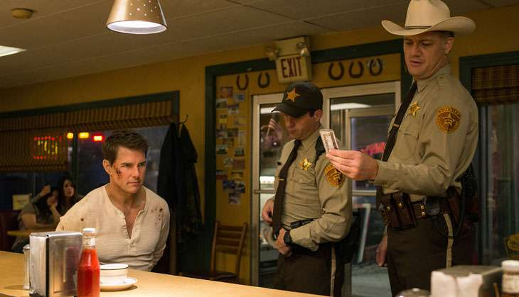 Jack Reacher 2 movie review: Tom Cruise is way past his sell-by date